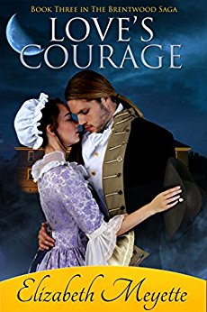 Elizabeth Meyette - Love's Courage